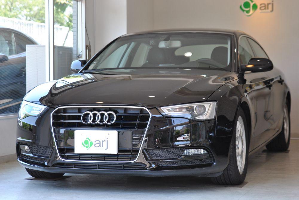 Audi A5 スポーツバック