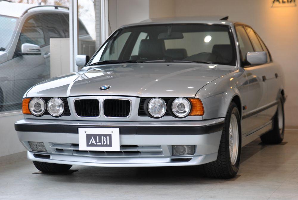 BMW E34 5シリーズ