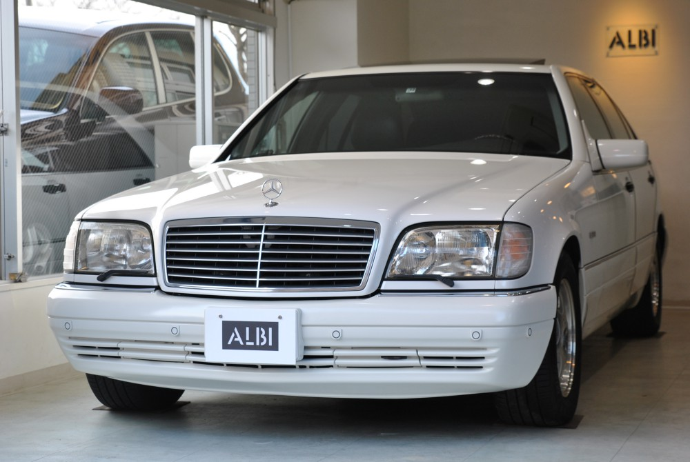 M.BENZ W140 Sクラス